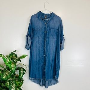 Chelsea & Theodore Tunic Dress